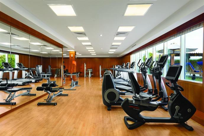 Ramada by Wyndham Jumeirah Hotel Gym