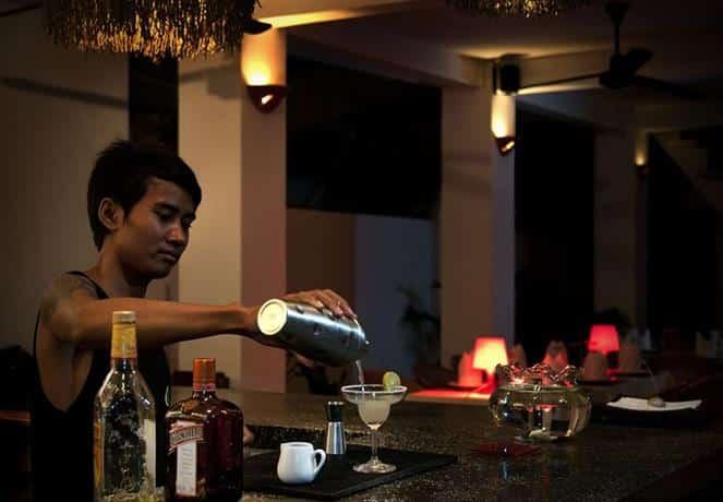 Rambutan Resort - Siem Reap - Bar