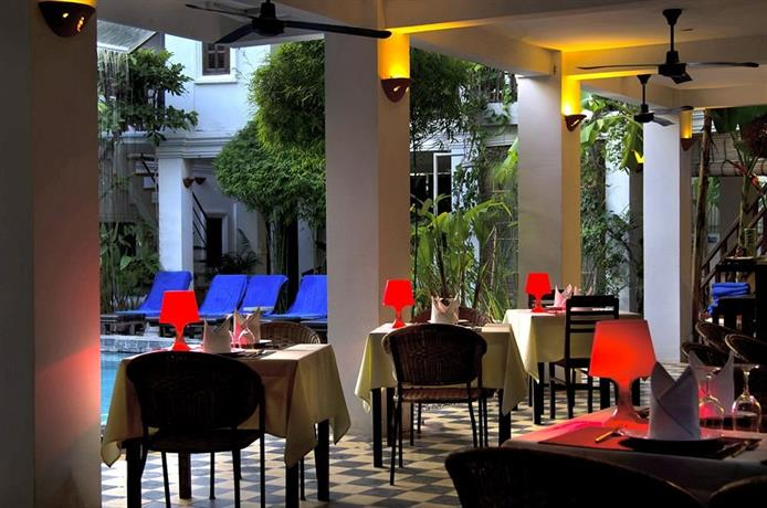 Rambutan Resort - Siem Reap - Cafe