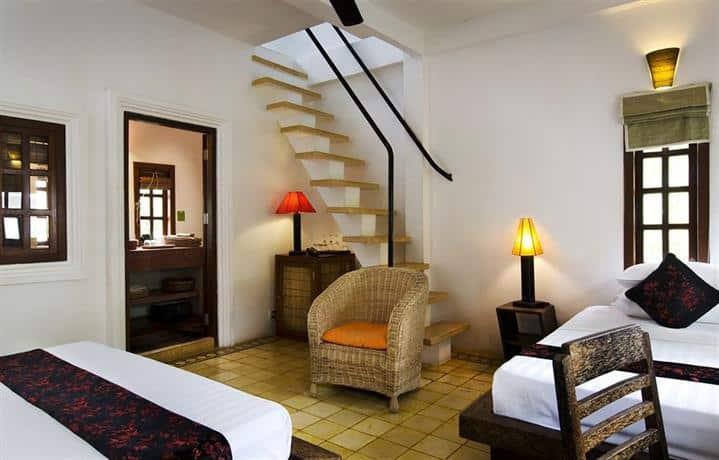 Rambutan Resort - Siem Reap - Delux Bedroom