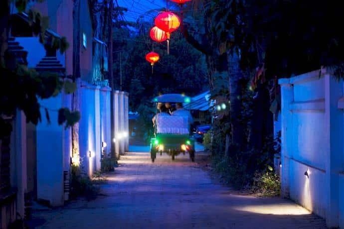 Rambutan Resort - Siem Reap - Outside View