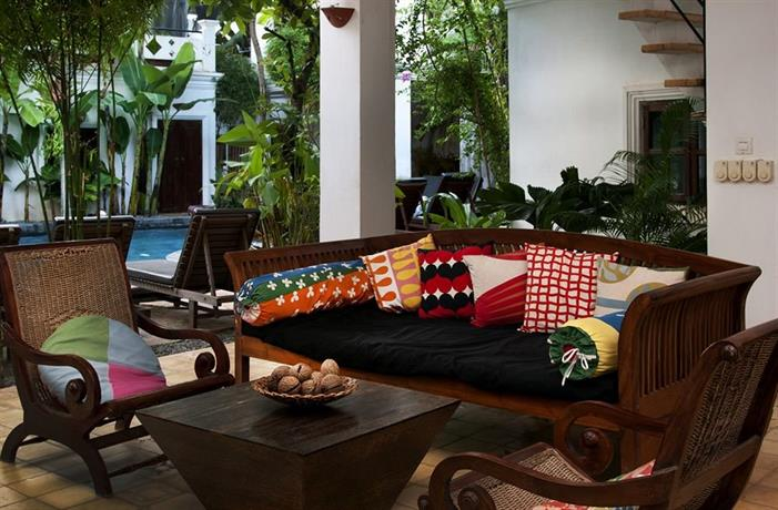 Rambutan Resort - Siem Reap - Sitting Area