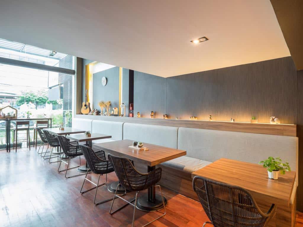 Sacha's Hotel Uno-Restaurant