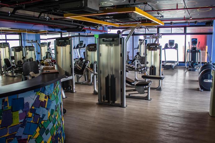 Siam @ Siam Design Hotel - Gym