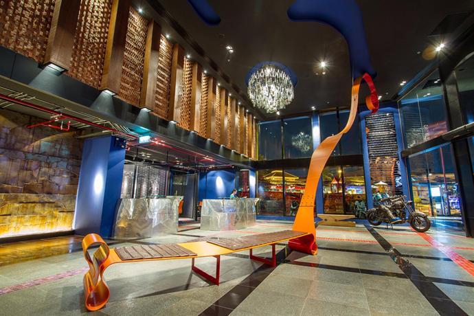 Siam @ Siam Design Hotel - Longue