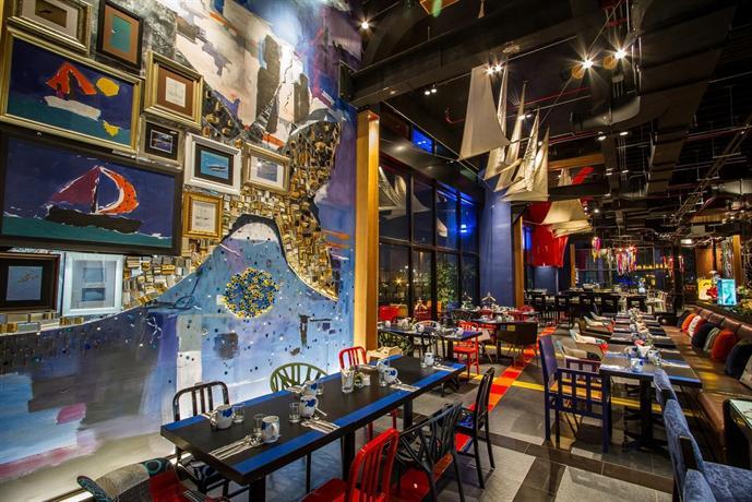Siam @ Siam Design Hotel - Restaurant