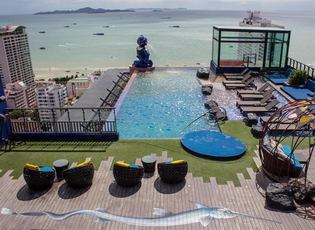 Siam @ Siam Design Hotel - Swimming Pool
