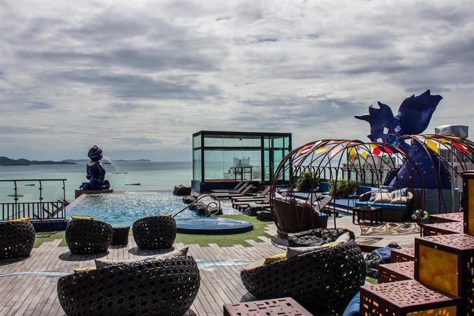 Siam @ Siam Design Hotel - Terrace