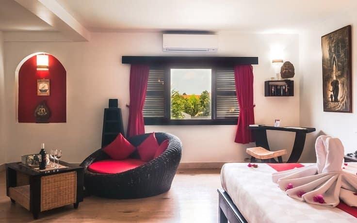 Siddharta Boutique Hotel - Delux Bedroom