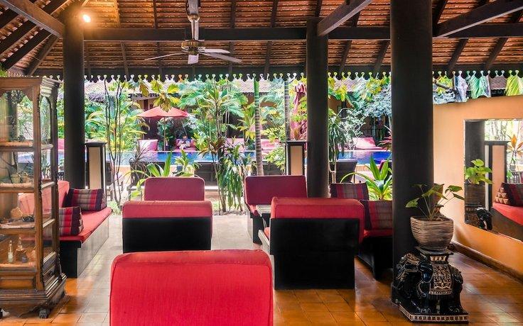 Siddharta Boutique Hotel - Sitting Area