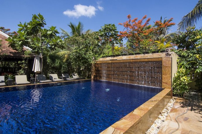 Siddharta Boutique Hotel - Swimming Pool View