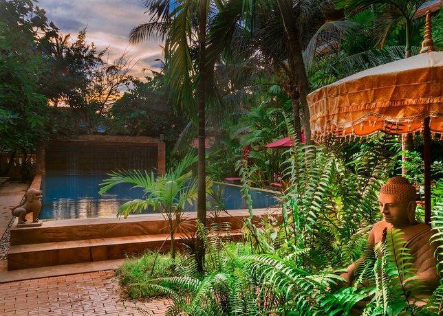 Siddharta Boutique Hotel - Swimming Pool