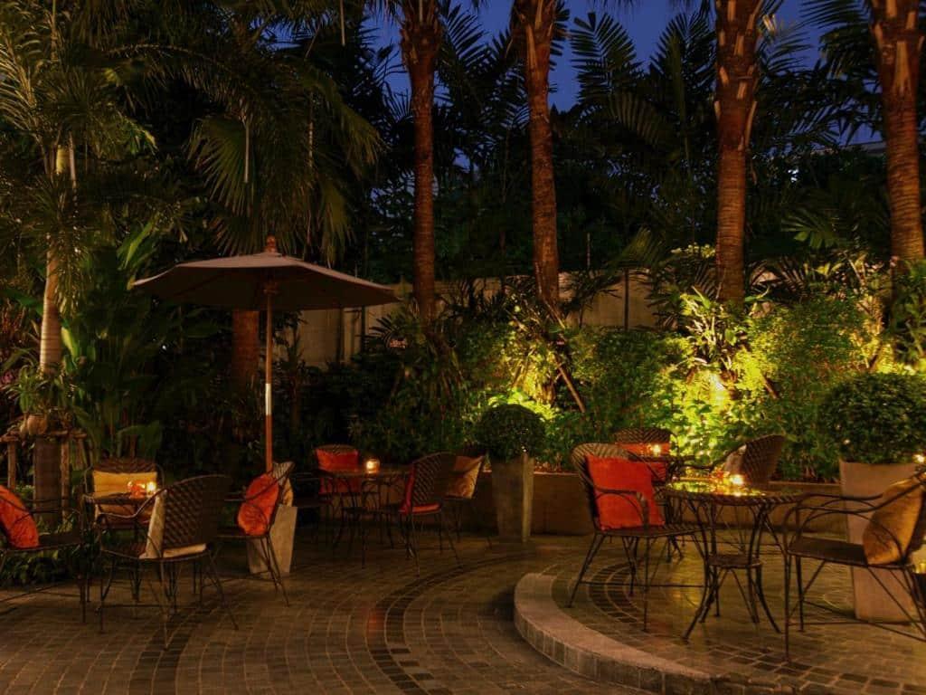 SilQ Boutique Hotel Bangkok-Garden