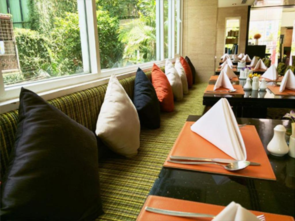 SilQ Boutique Hotel Bangkok-Reataurnat