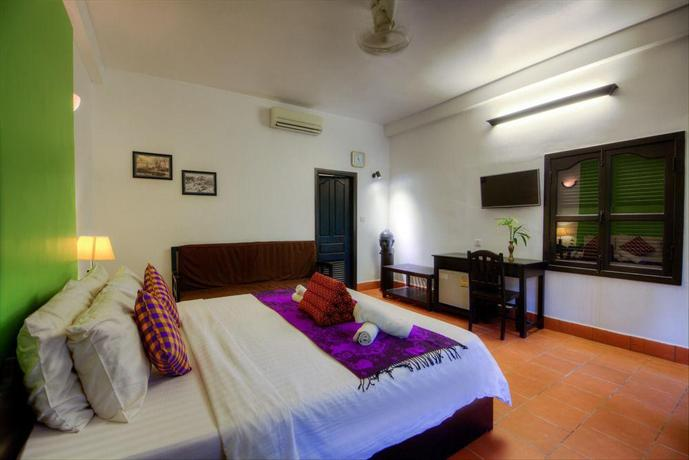 Sonalong Boutique Village and Resort - Bedroom