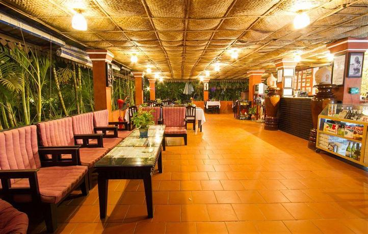 Sonalong Boutique Village and Resort - Cafe Area