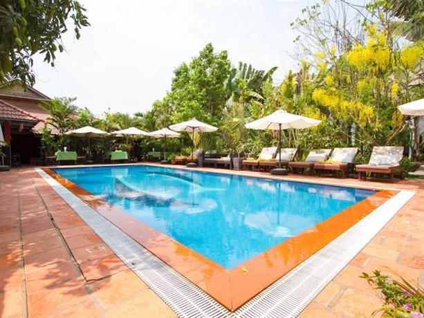 Sonalong Boutique Village and Resort - Swimming Pool