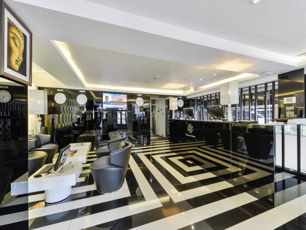 Sukhumvit Suites Hotel-Lobby