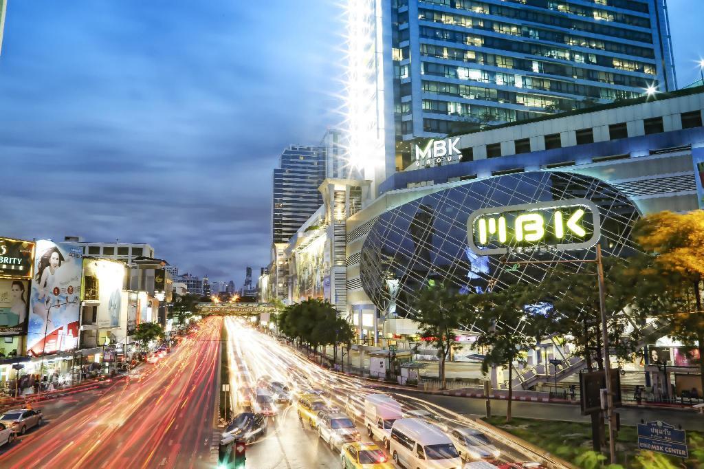 Sukhumvit Suites Hotel-Mall