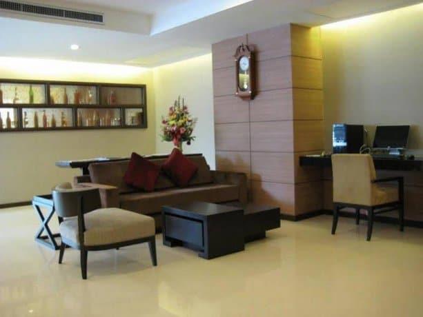 The Dawin Bangkok Hotel - Lobby
