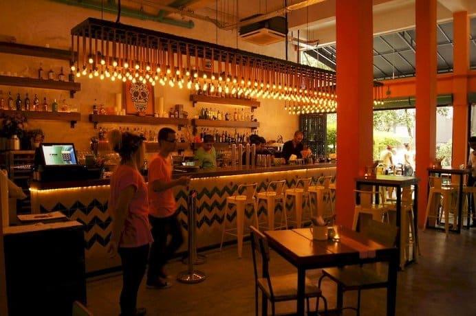 The Mesui Hotel Bukit Bintang - Bar