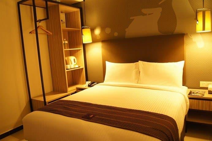 The Mesui Hotel Bukit Bintang - Bedroom