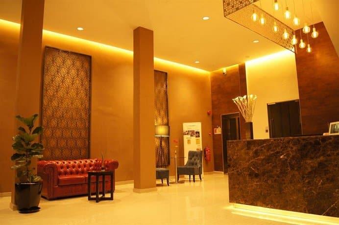 The Mesui Hotel Bukit Bintang - Reception