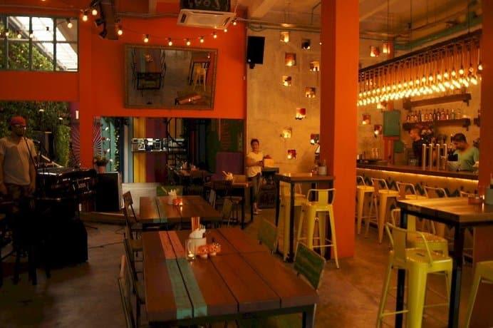 The Mesui Hotel Bukit Bintang - Restaurant