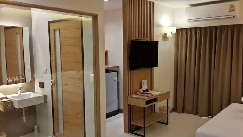W14 Hotel - Bathroom