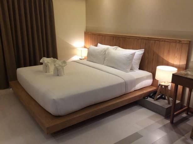 W14 Hotel - Bedroom
