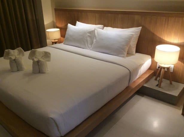 W14 Hotel -Delux Bedroom