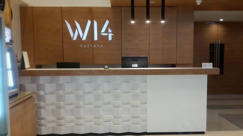 W14 Hotel - Reception