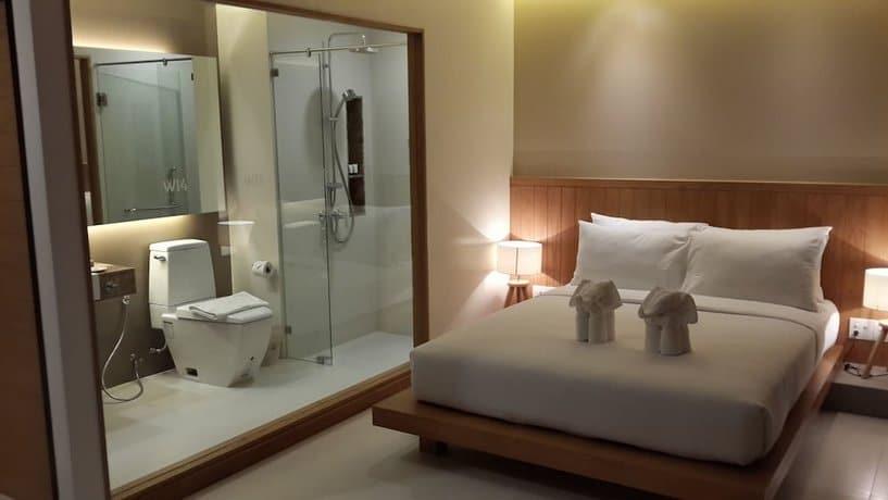 W14 Hotel - Washroom