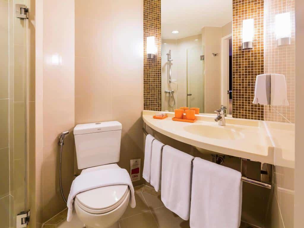 ibis Bangkok Sukhumvit 4-Bathroom