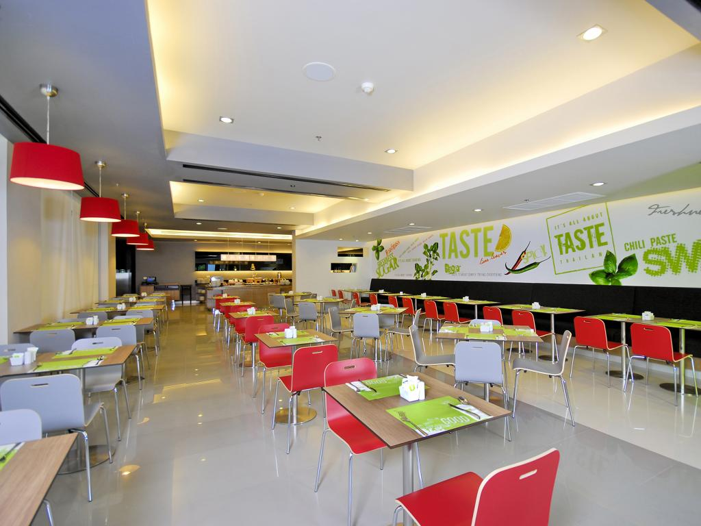 ibis Bangkok Sukhumvit 4-Restaurant